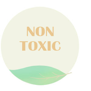 non-toxic formula is safe