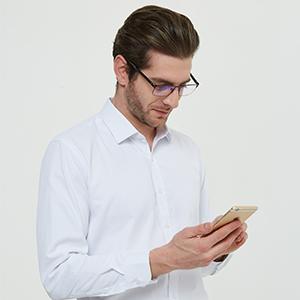 The benefits of progressive multifocus reading glasses