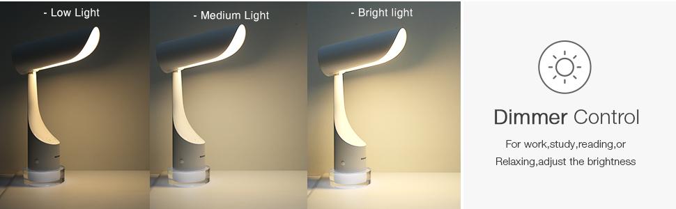 dimmer light control lamp