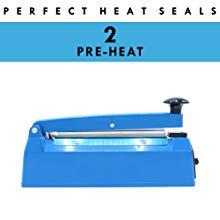 heat seal, bag