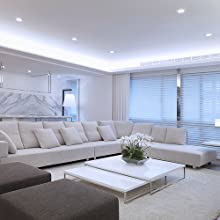 Ultra-Thin LED Recessed Light