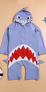 baby shark swimsuit