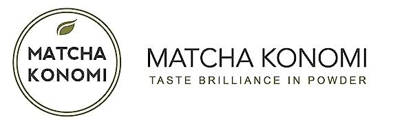 Matcha Konomi - Taste Brilliance in Powder - Organic Japanese Matcha Green Tea Powder