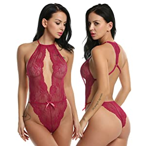 sexy bodysuit lingerie for women