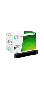 compatible 981A toner