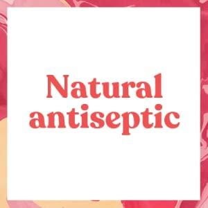 natural antiseptic
