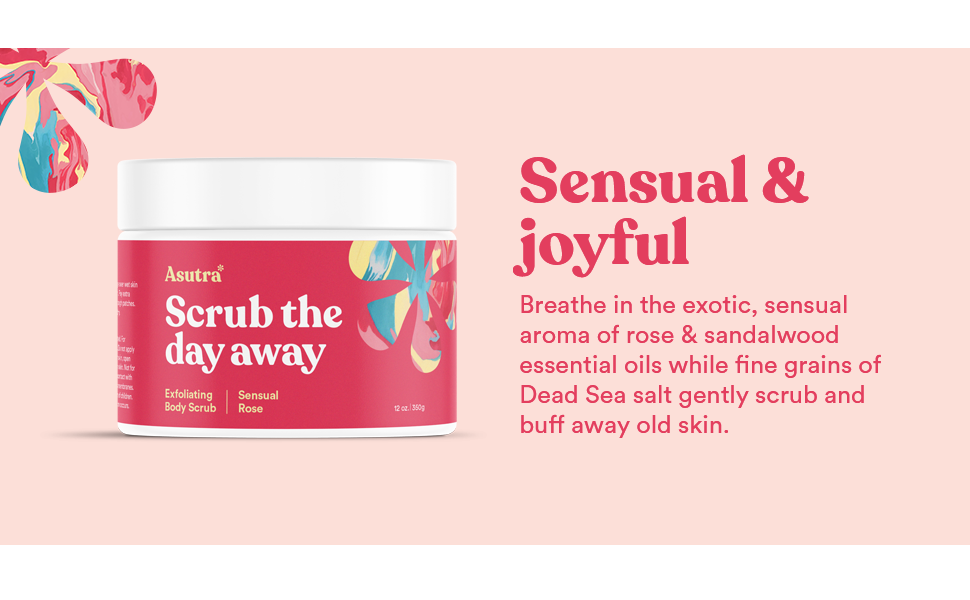 sensual and joyful