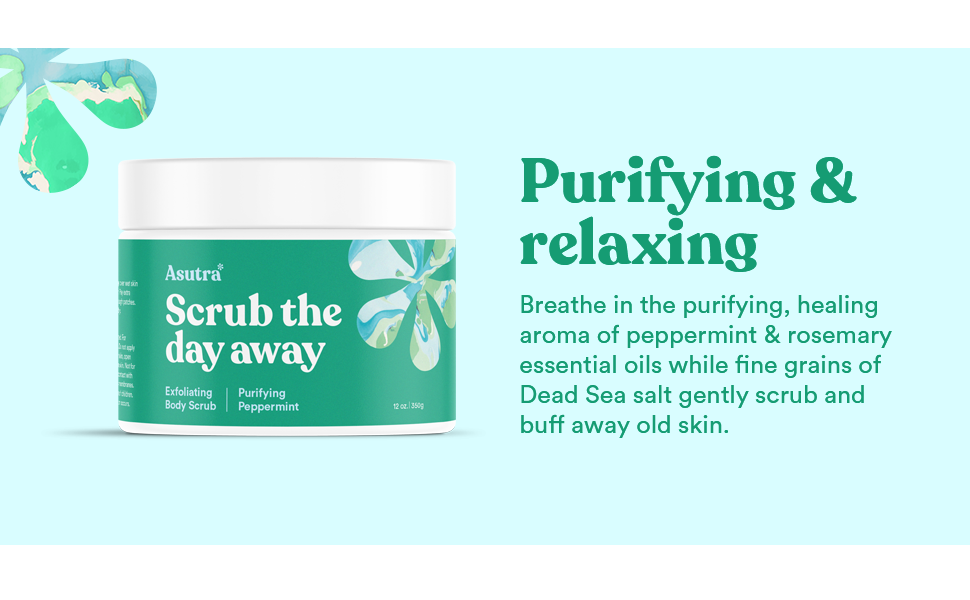 purifying and relaxing