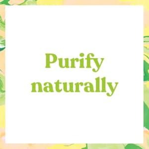 purify naturally