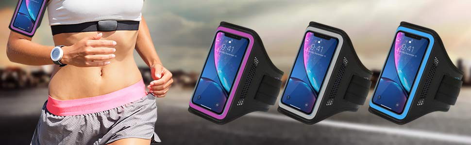 iPhone XR Armband