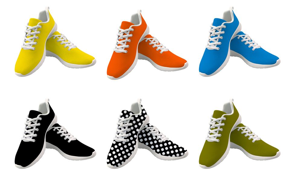 fashion running shoes