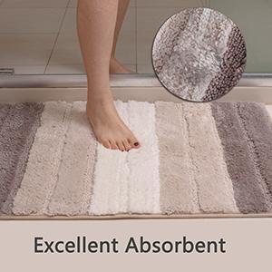 Guken bath mat