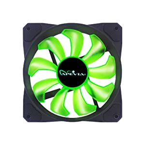 Cosmos cooling fan front view