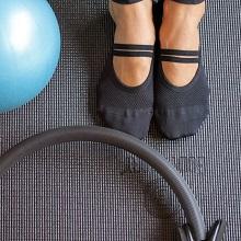 non slip labor delivery hospital socks yoga