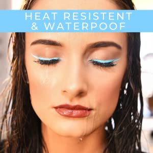 waterproof, heat resistant, setting spray, makeup setting spray