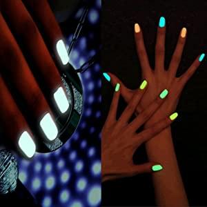 glow Nails