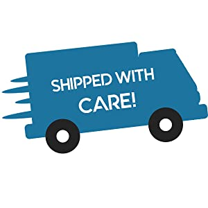 shipped with care trunk icon