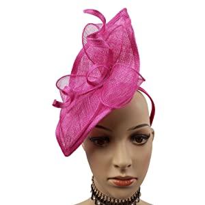 ABPF Teardrop Fascinator Hats