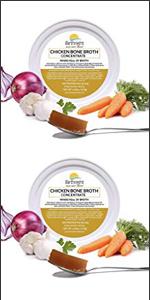 Organic Chicken Bone Broth concentrate