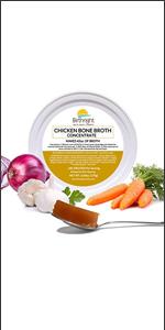 organic non gmo chicken bone broth