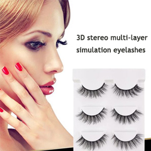 Over your imagination  Experience of beauty eyelashes
