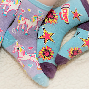 womens crew socks