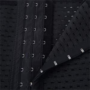Adjustable 3 row of hooks