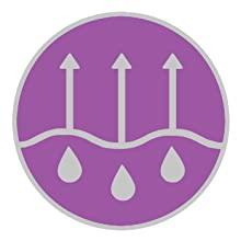 moisture wicking healing hands scrubs purple label