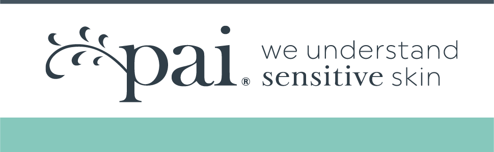 Pai sensitive skin banner