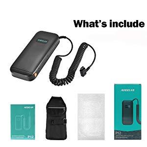 External Flash Battery Pack