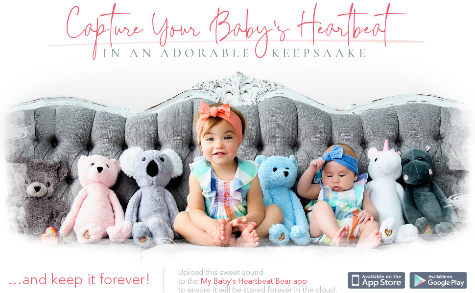pink Girl Stuffed animal record able stuffed animals unicorn hippo koala blue bear boy stuffed