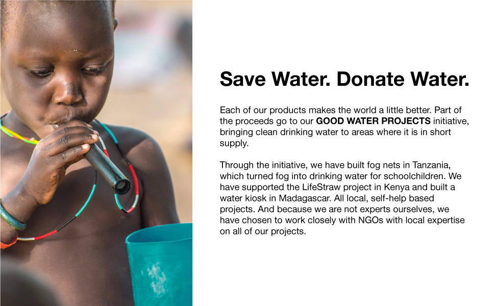 donate giving back charity water insecurities help africans