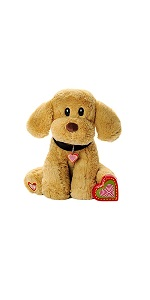 lab dog stuffed animal