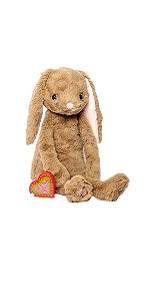 bunny recordable stuffed animal easter bunny