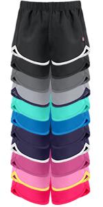 Girls UPF 50+ Swim Board Camp Shorts