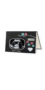 recordable picture frame gender reveal