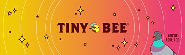 Tiny Bee Cards Banner