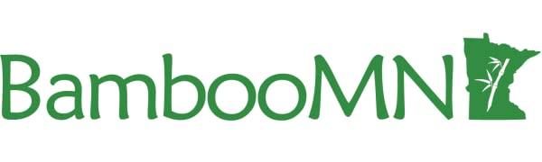 bamboomn logo custom green transparent