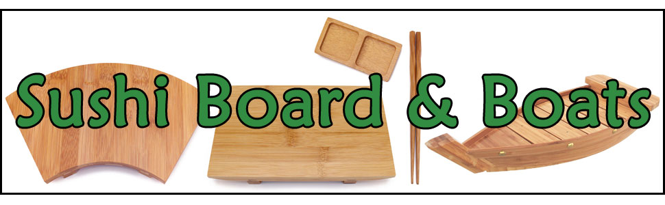 sushi board boats display catering events fun catered business