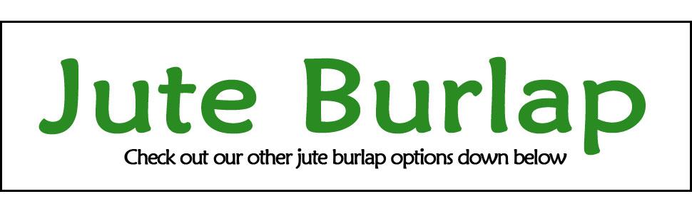 jute burlap hessian project diy gift wrap fun for wedding