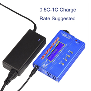 Suggested charge rate