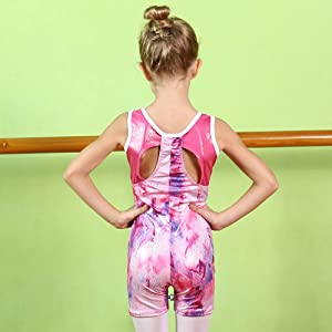 gymnastics clothes for girls size 5 6 7 8