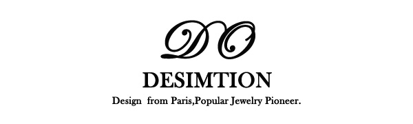 Design  from Paris,PopularJewelry Pioneer.