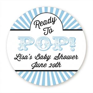 Ready To Pop Stickers