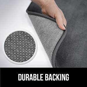 DURABLE BACKING