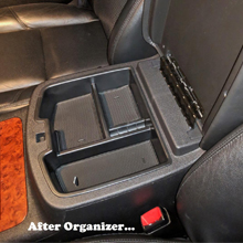 Chevy Tahoe CONSOLE