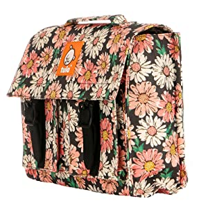 Baby Tula Girls Backpack, Flourish, Floral Print, Daisies