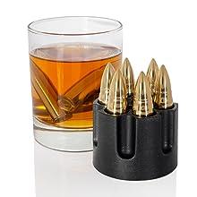 Bullet Whiskey Stones