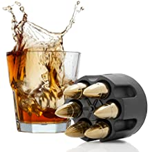 Gold whiskey bullets