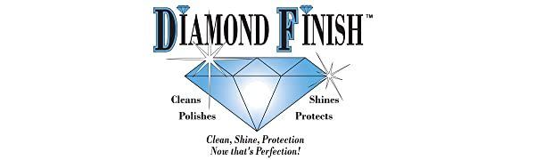 diamond finish, clean, polish, protect, auto, car, motorcycle, granite, glass, eyeglasses, stainless